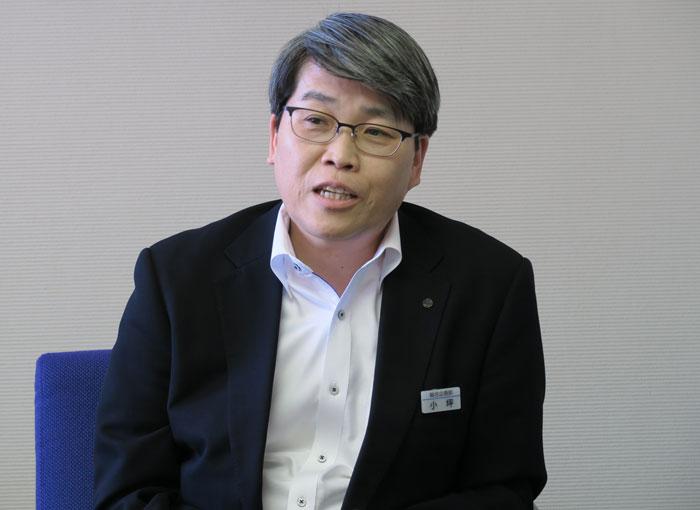 滋賀銀行 小坪氏写真