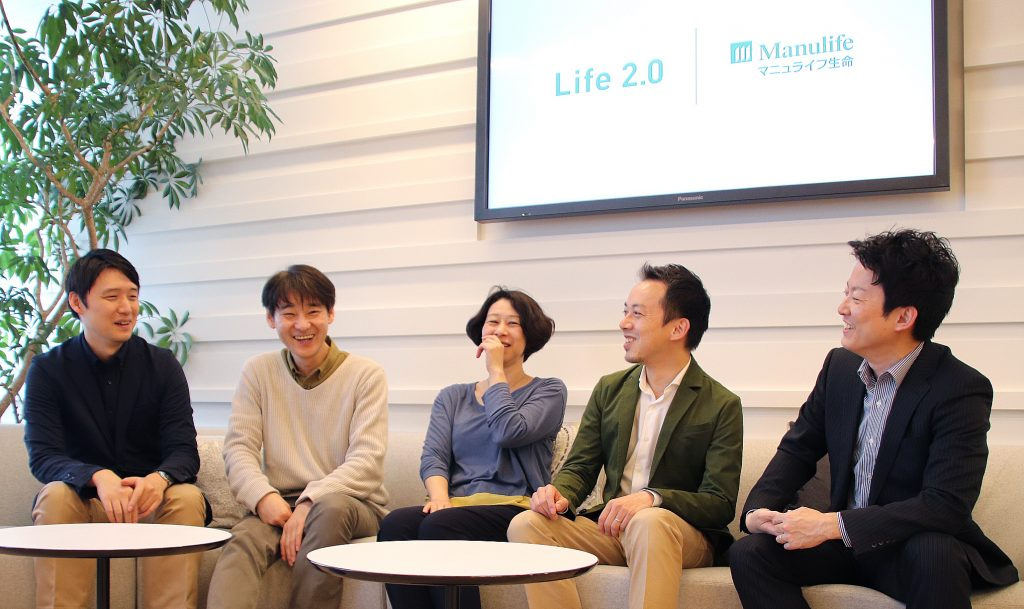スマート・デザイン共創部のメンバー