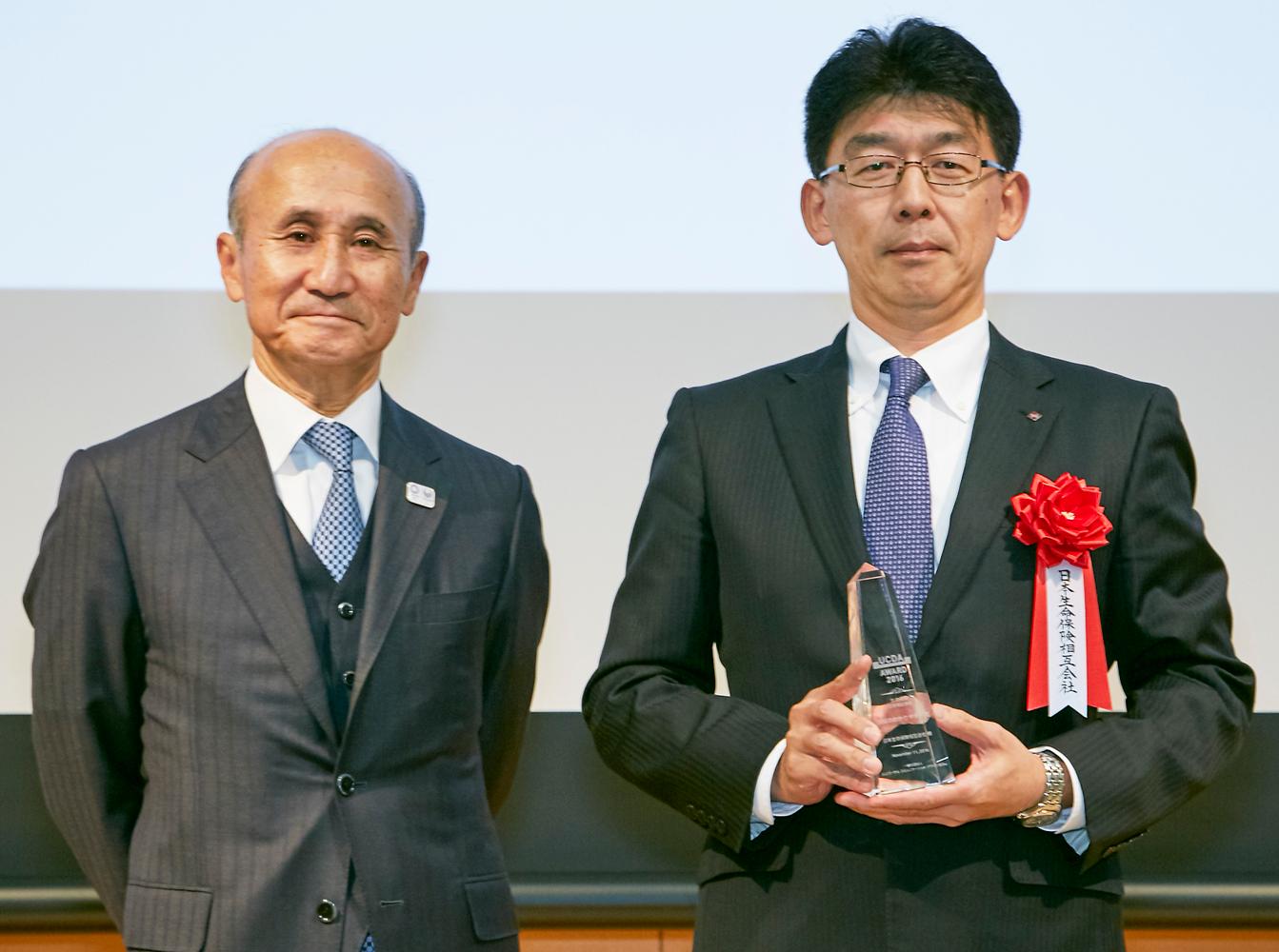 日本生命保険相互会社 商品開発部 部長 上田 哲也 様
