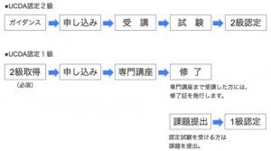 認定までの流れ 図