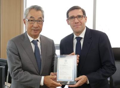 カーディフ損害保険会社 日本における代表者 ピエール・オリビエ・ブラサール