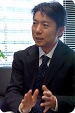 カスタマーリレーションサポート部長 木伏 和生 氏