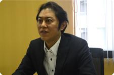 営業企画部長 永井拓也 氏