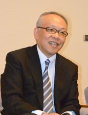 理事 安齋 俊彦氏