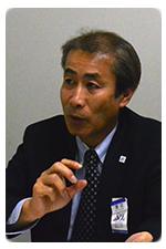 営業政策室 店舗運営部 マネージャー 渡辺浩也氏