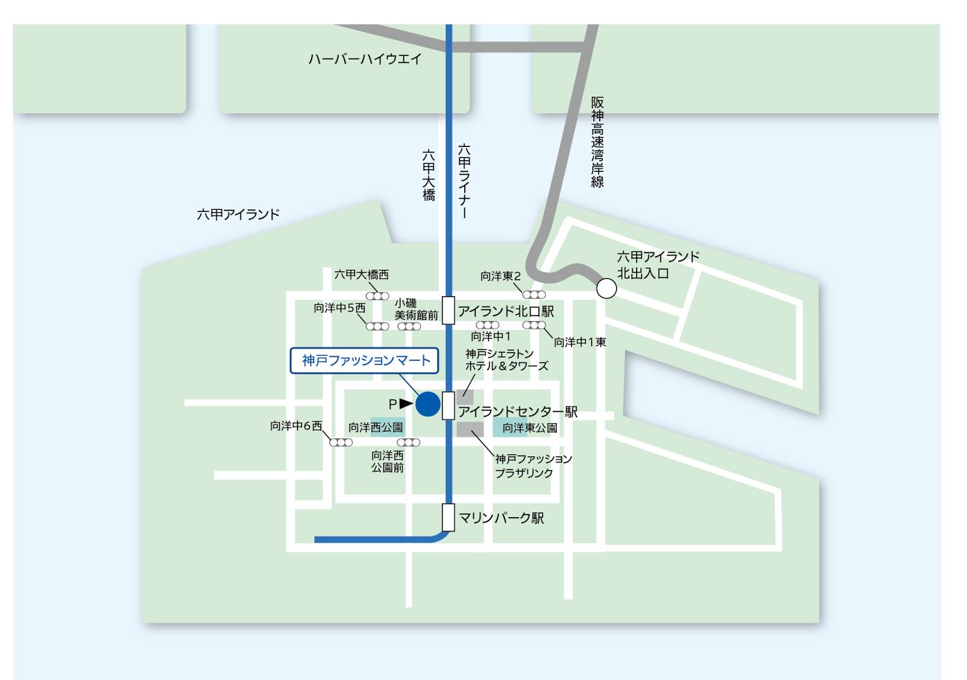 関西支局地図