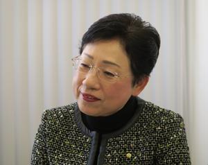 京都中央信用金庫 副理事長 平林 幸子